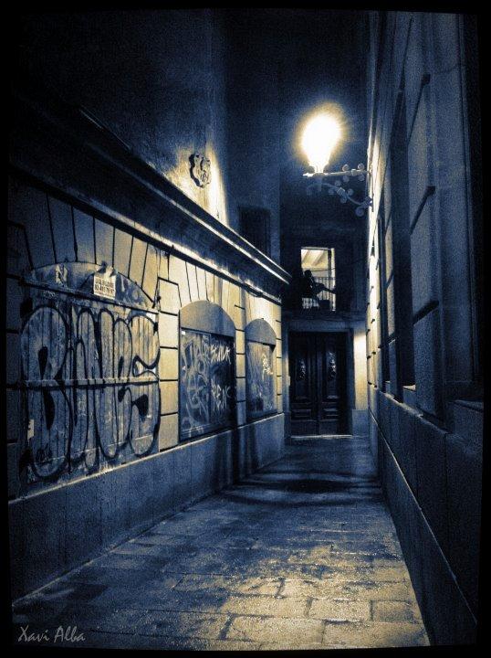 camí a ´Sant Felip Neri, gòtic.2012