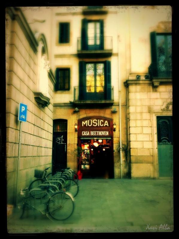 Casa Beethoven, Ciutat Vella.2012