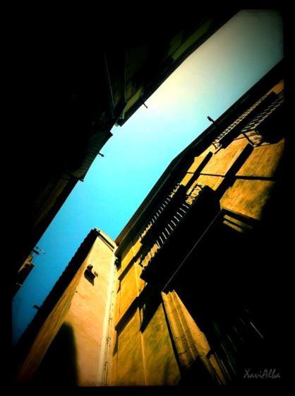 Cel a Ciutat Vella.2012