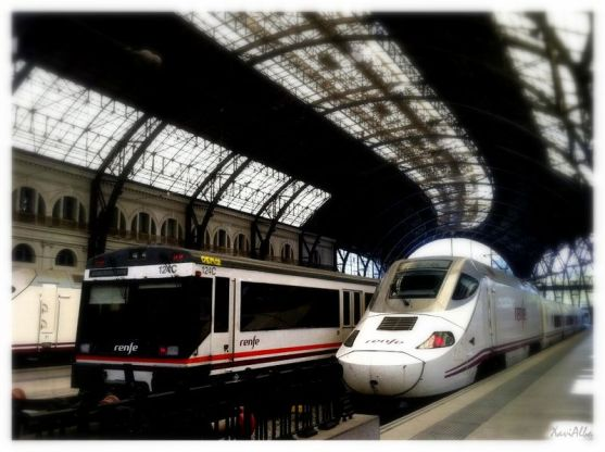 estació de frança trens