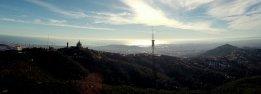 Barcelona des de Collserola.2013