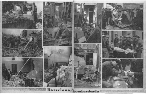 Revista Crónica Madrid 1938